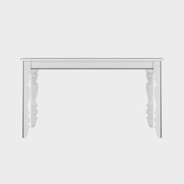 巴黎小情歌 1.4米餐桌/书桌
