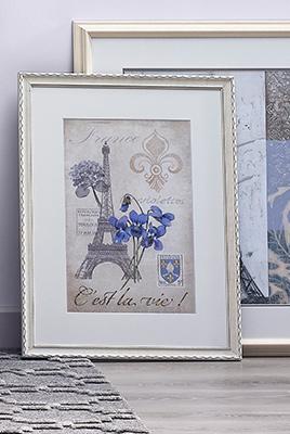 印象巴黎装饰画