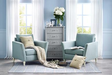 为新家客厅选家具,这几件家具的挑…