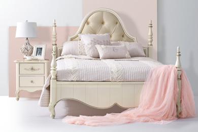 5款高颜值床头柜正流行,简直是卧…