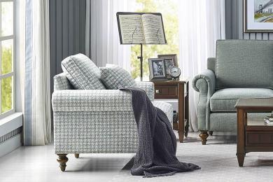 布艺沙发选哪个品牌好?看完这个排…