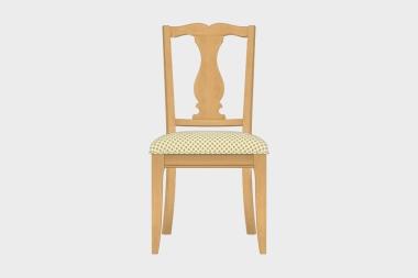 实木软包餐椅