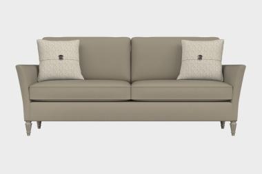 灵动款三人沙发