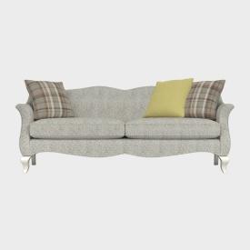 香颂款三人沙发