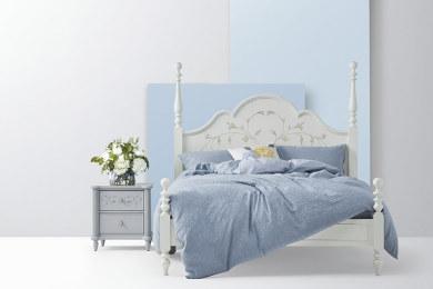 研究了上百个小户型卧室装修案例,…