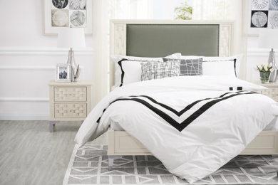 3种卧室案例效果图赏析,现代田园…