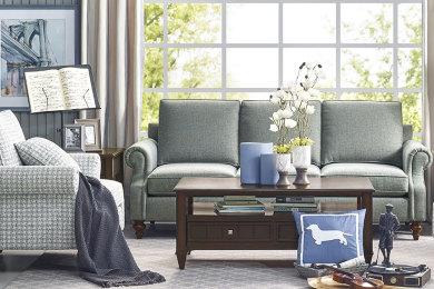 超实用的小户型客厅沙发选购技巧,…
