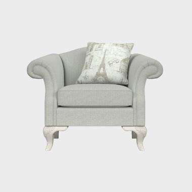 羽翼款单人沙发