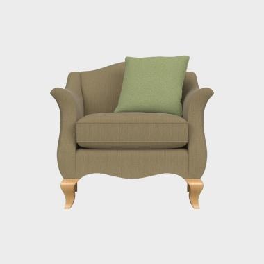香頌款單人沙發