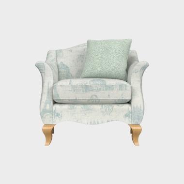 香颂款单人沙发