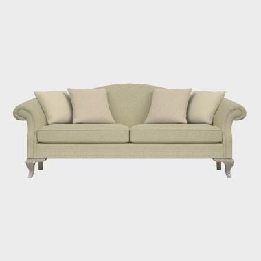 羽翼款三人沙发