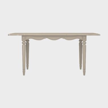 1.25-1.7米伸缩餐桌/书桌