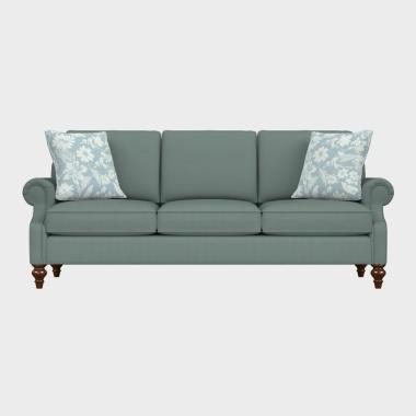 爵士款三人沙发